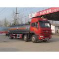 FAW 6X2 13Tons Chemical Liquid Tanker Truck