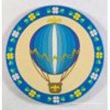 Round Shape Custom Soft PVC Coaster (Coaster-27)
