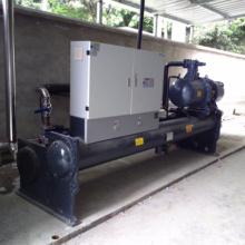 Enfriador refrigerado por agua de laboratorio de baja temperatura