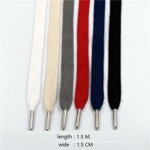 1.5 м одежды металлический наконечник пояса веревка/ плетеный шнур/Талия веревка