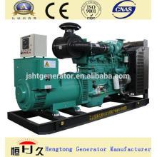 Generador diesel de 120KW WEICHAI con el envase