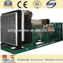Precio de fábrica del sistema de generador diesel de la serie de 400KW 50HZ Daewoo