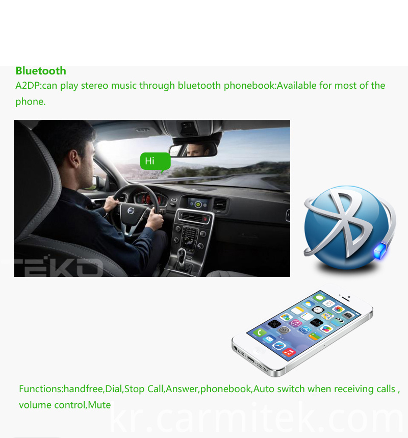 Android Mercedes Benz GLK bluetooth