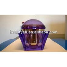 200g роскошный пластичный акриловый косметический опарник