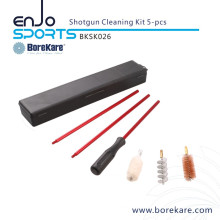 Borekare 5-PCS Gun Military Shotgun Cleaning Kit