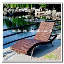 Cama de sol plegable de la rota de los EEUU de la venta caliente de Audu