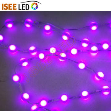 Lámpara de bola LED Madrix SPI Video 3D