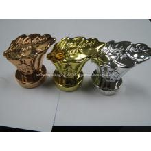 Plattierung Metallisierungsverfahren Kronkorken