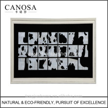 CANOSA Seashell cow handicraft Wall Picture frame