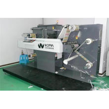 Rotary Label Cutting Machine with High Precision