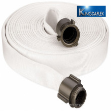 """13 Bar 2"""" PVC Single Jacket Fire Hose for Fire Fighting Equipments"""