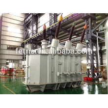 Oil immersed 132kv power transformer with kema report
