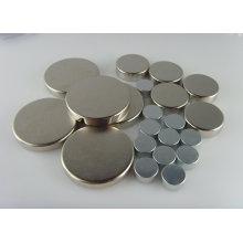 Mini dics magnet for motor