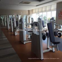 Machine d'exercice abdominale de matériel de forme physique Machine debout de veau de levage 9A019