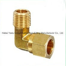 Professional Copper Male Elbow