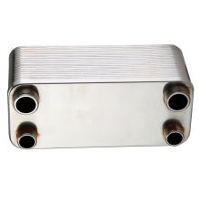 Cooling and Heating Brazed Plate Heat Exchanger