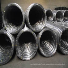 Galvanized Oval Wire for 2.4 X3.0 and 17X15, Galvanized Steel Wire