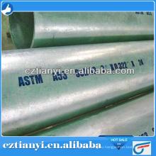 Труба из углеродистой стали ASTM A53B / бесшовная труба / сварная труба