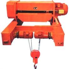 Doppelschienen-elektrischer Drahtseil-Hebezeug
