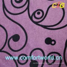 Flocking Sofa Fabric (SHSF04185)
