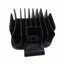 OEM customized investment casting forging aluminium radiator fan motor