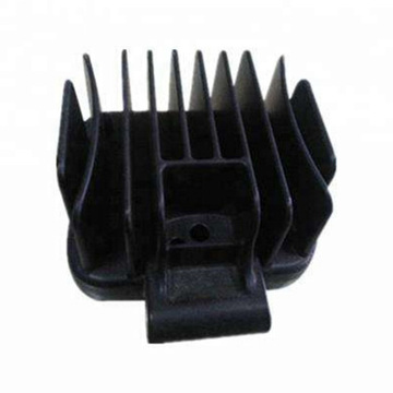 Kühlerlüftermotor aus Aluminiumdruckguss