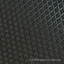 Black Anti-Slip Rubber Sheet / Mat