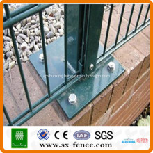 Powder coated Twin Wire Mesh Fence
