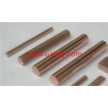Cumn11ni4 barra 6j13 do manganina Rod para caixas de resistência