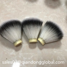 Fan Shape Synthetic Shaving Brush Knot