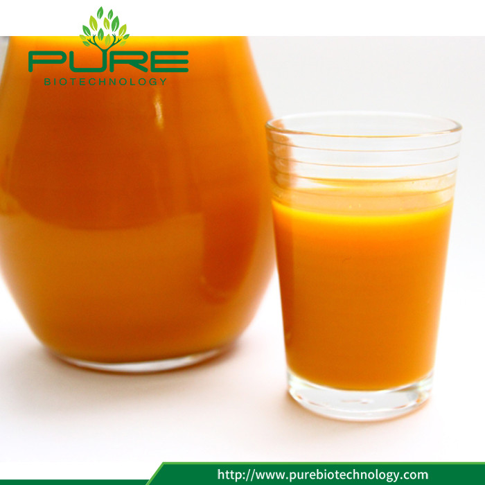 Organic Sea Buckthorn Juice With Certificate (4)