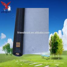 hot sale high quality low prie transparent invisible black glass fiber screens /Cheap and fineglass fiber screens