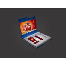 Boutique de vente au détail d'écran à cigarettes acryliques / tabac et cigarette