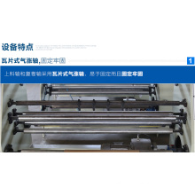 Vacuum Woodworking PVC Foil for Profile Wrapping Machine