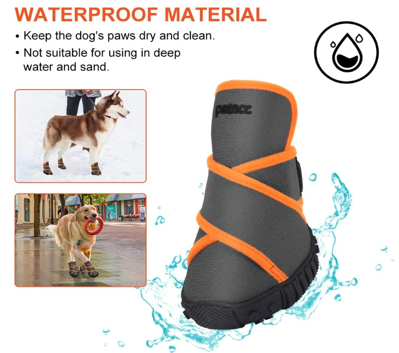 Pet Dog Boots Impermeable