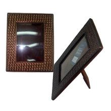 PU Leather Picture Frame Leather Photo Frame