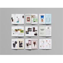 Impressão offset de cores completas Impressão de revistas personalizadas Impressão de livros