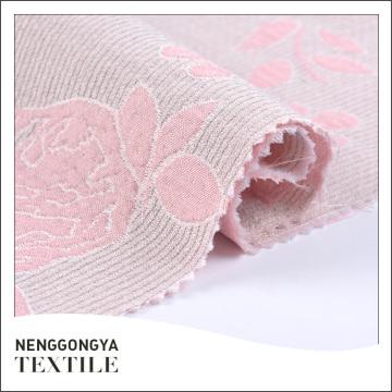 Tela de poliester de algodón suave de moda del diseñador de encargo de China