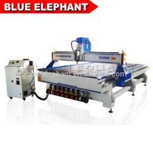 Máquina de alta calidad del CNC de madera para los muebles de madera, juguetes de madera de los niños, molde, muestras publicitarias