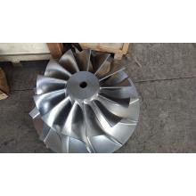 Kundenspezifisches Kupfer-Sandguss-Kreiselpumpenlaufrad