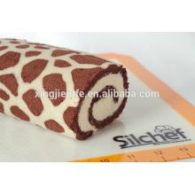 High reputation non stick silicone baking mat cargo alibaba