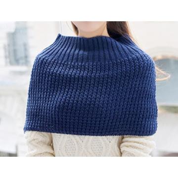 Cardigan à capuche tricoté pour femme (SP608)