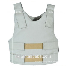 NIJ IIIA 3A kevlar body armor bullet proof vest for army military