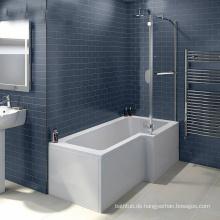 Acryl P scharfe Dusche Bad mit Glas einfach zum Einweichen