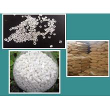 Gránulos de plástico reciclado virgen de grado de película GPPS 525 / GPPS 525N