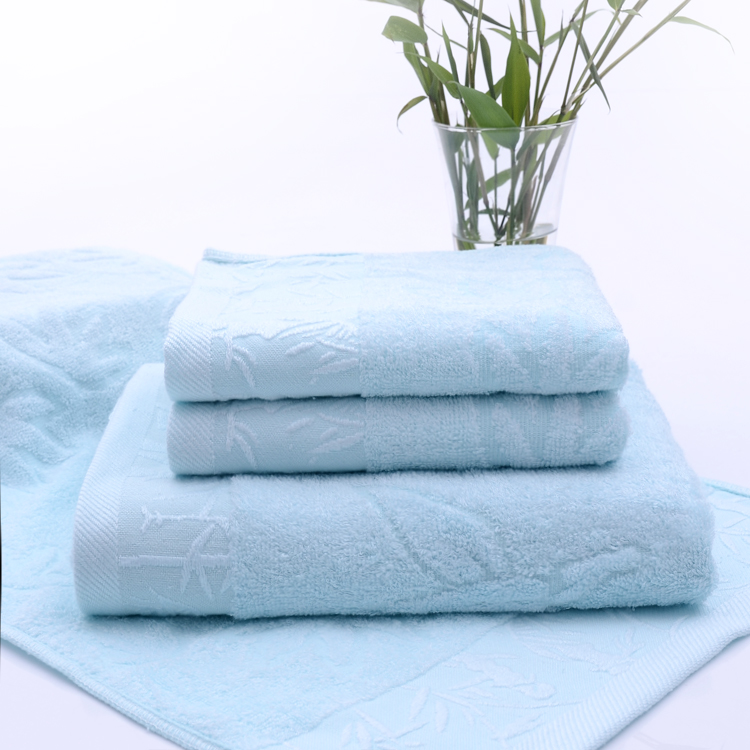 Bamboo Towel Set