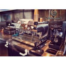 Ohmalloy Bimetallic Strip for Coffee Machine Temperature Control
