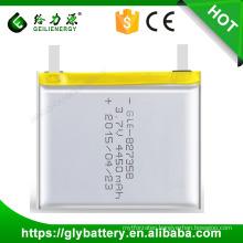 Custom Design Li-po High Capacity Battery 3.7V 4450mah Made In China