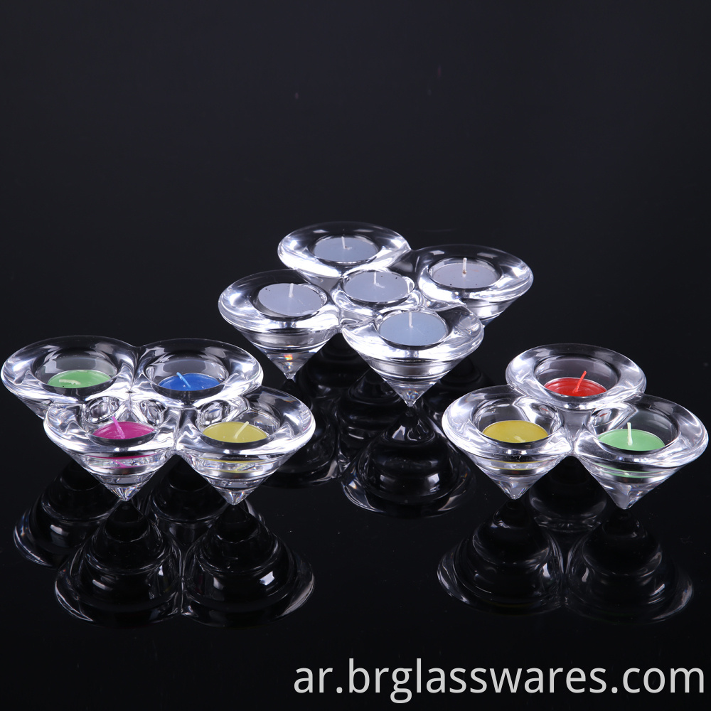 more similar items for Cone Shaped Glass Candle Holder