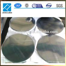 Hot Rolled Aluminum Circle Aluminum Disc Aluminum Plate Manufacturer